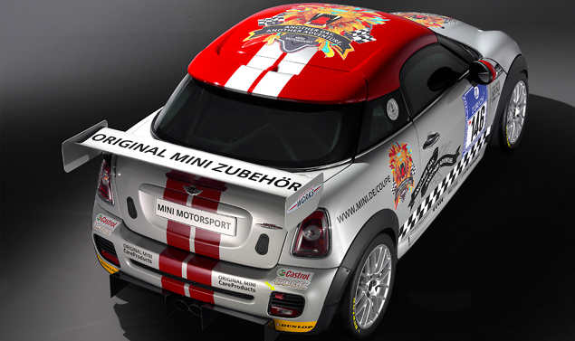 Mini John Cooper Works Coupé Endurance - Tettino