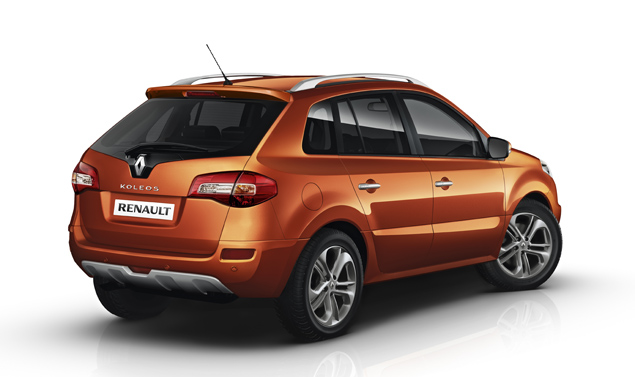 Renault Koleos - Orange