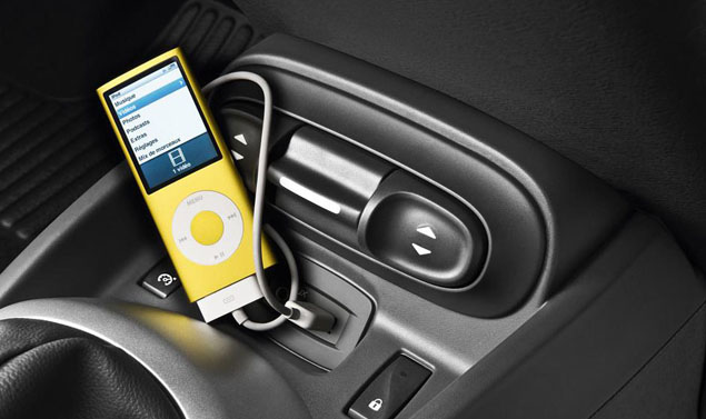 Renault Wind iPod