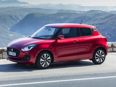 Suzuki SWIFT 2017- Primo contatto
