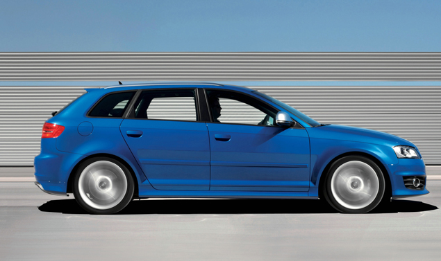 Audi S3 Laterale