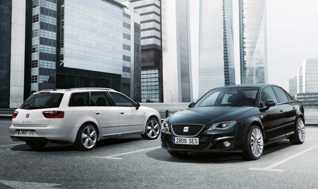 Seat Exeo, il restyling