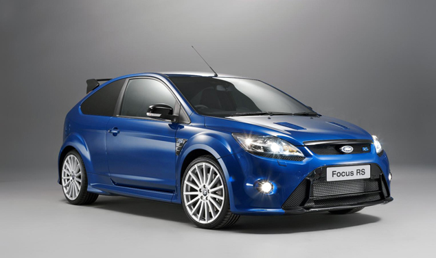 Ford Focus RS - La linea