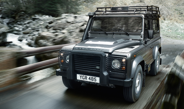 Land Rover Defender MY 2012