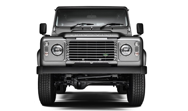Land Rover Defender MY 2012 - Il frontale