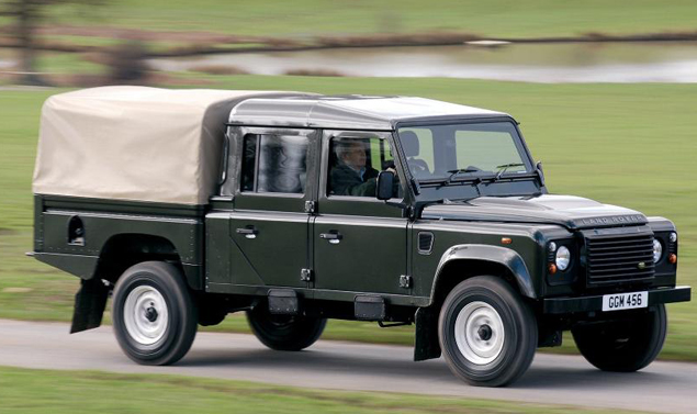 Land Rover Defender - Pick up