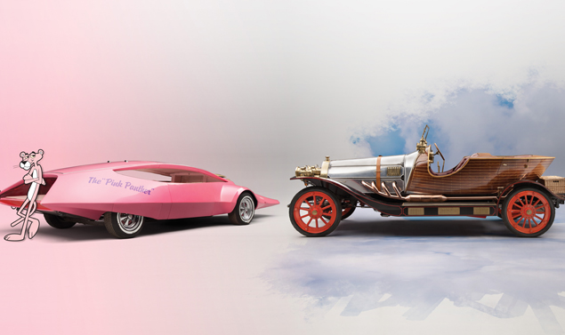 The Pink Panther Mobile
