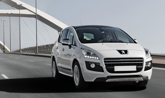 Peugeot Technature