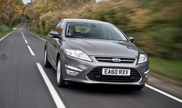 Ford Mondeo 2.0 TDCi (2011)