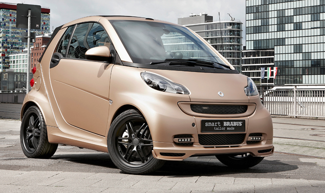 Smart ForTwo Brabus by WeSC
