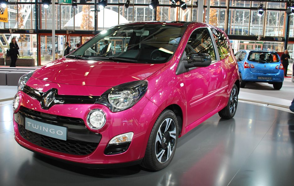 54 - Motor Show 2011 - Renault Twingo restyling