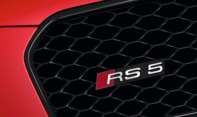 Audi RS5 - Griglia frontale