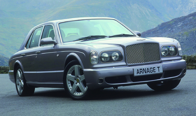 Bentley Arnage T (2003)