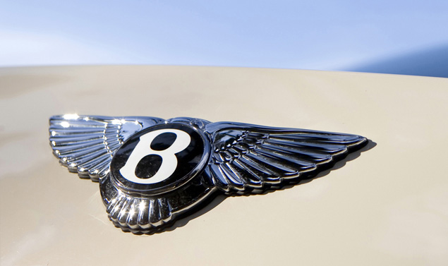 Bentley Brooklands logo Bentley