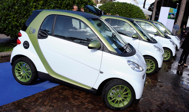 E-Mobility Italy - Parco vetture