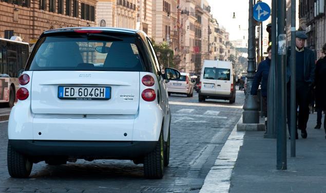 E-mobility Italy  - Smart Electric
