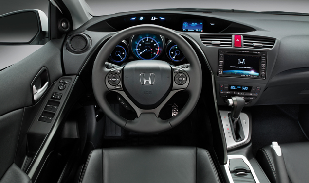 Honda Civic 2012 - Interni
