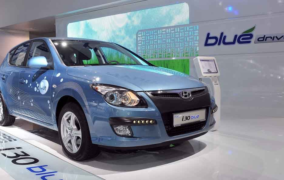 Hyundai i30 BlueDrive
