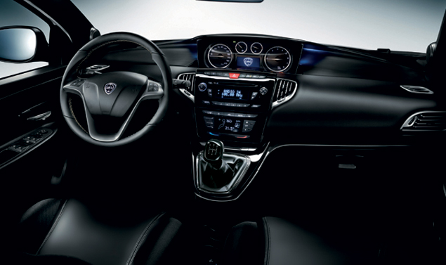 Lancia Ypsilon Interni