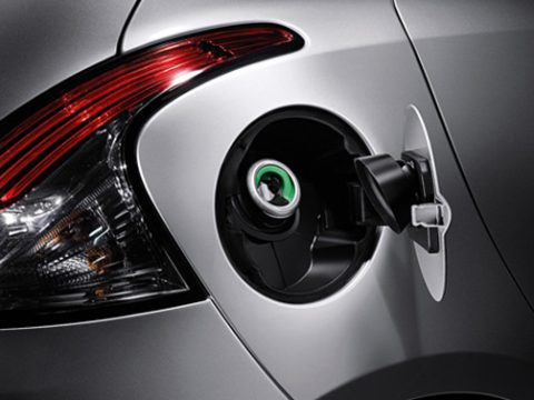 Lancia Ypsilon smart fuel system