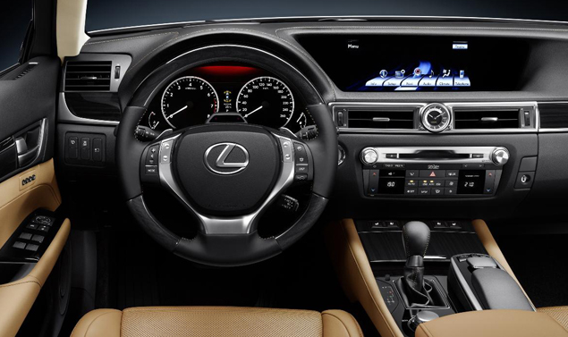 Lexus GS 350 AWD- Interni