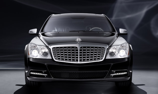 Maybach Edition 125