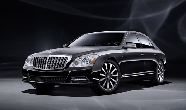 Maybach Edition 125 - Frontale