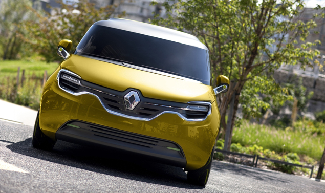 Renault Frendzy - Frontale