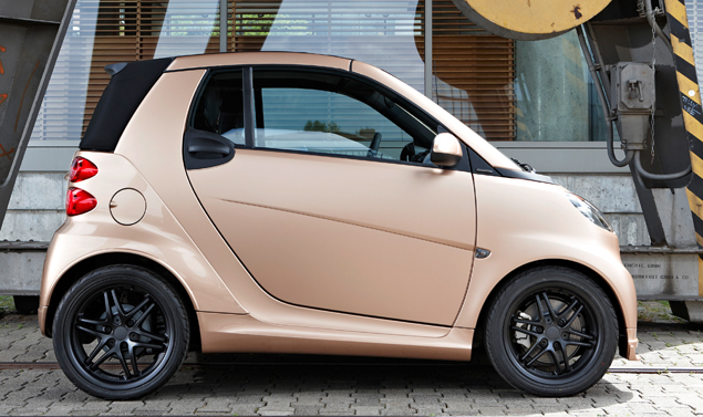 Smart Brabus by WeSC