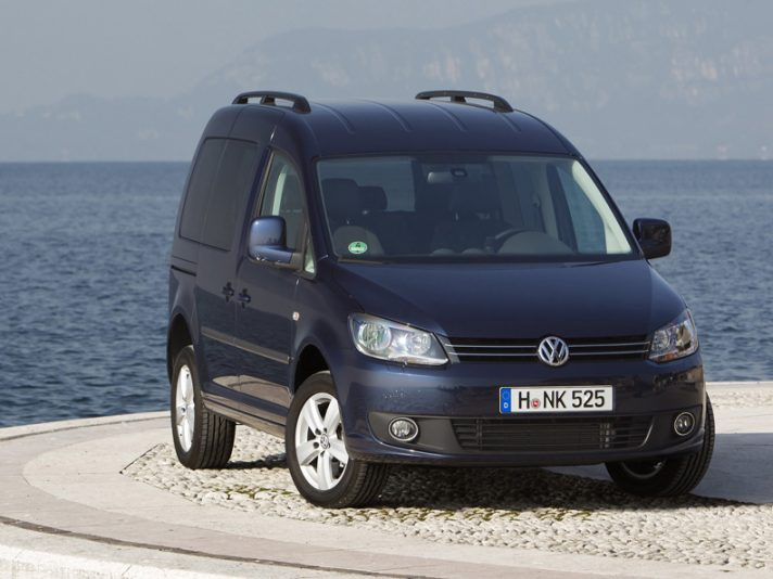 Volkswagen Caddy - 4MOTION