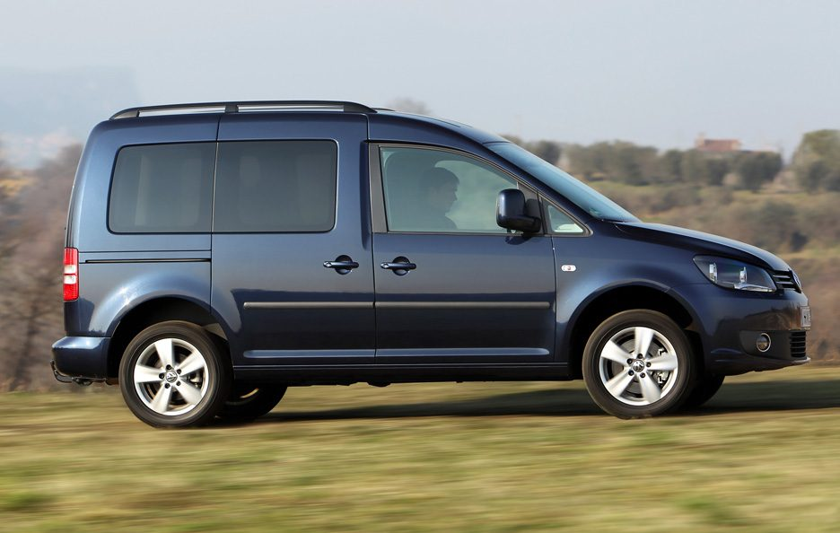 Volkswagen Caddy - 4MOTION - Fiancata
