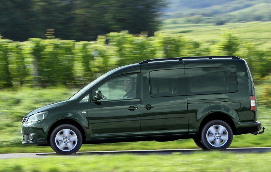 Volkswagen Caddy - 4MOTION - Laterale