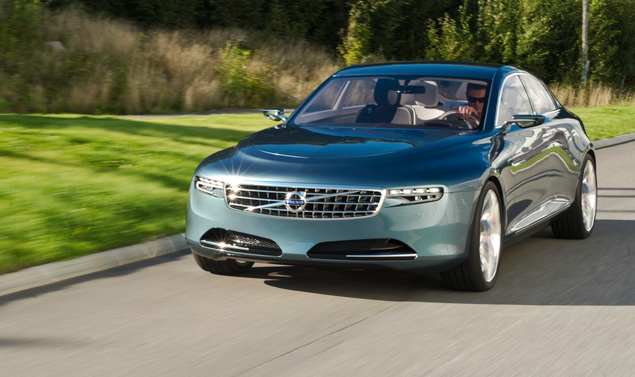 Volvo Concept You - Frontale