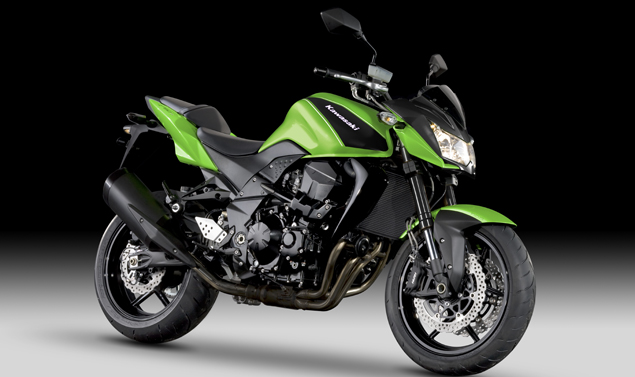 Z750 - Candy Lime Green