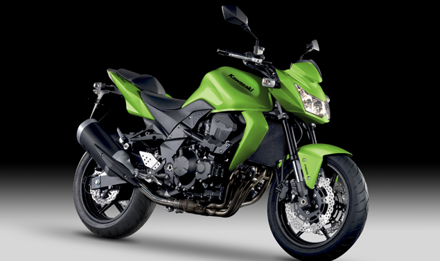 Z750 - Lime Green