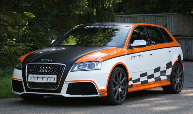 Audi RS3 Sportback by MTM - Anteriore