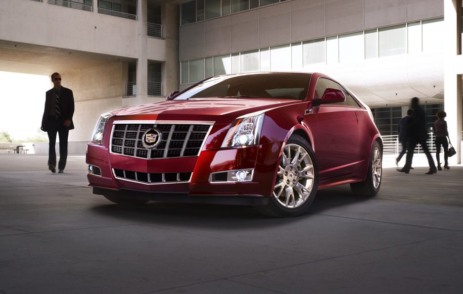 Cadillac CTS Touring Package - Frontale basso