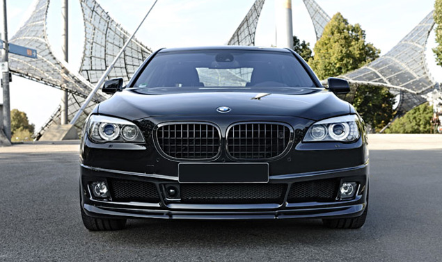 Bmw Serie 7 by Tuningwerk - Anteriore