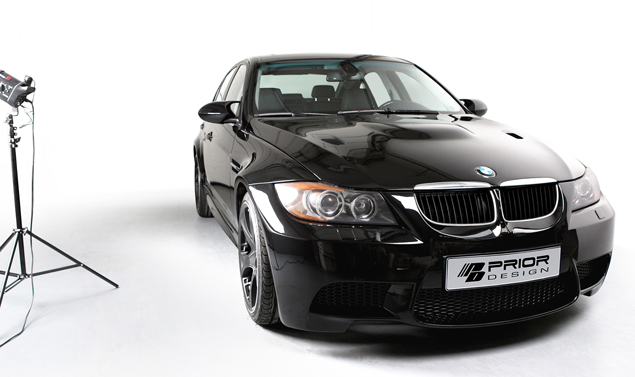 BMW Serie 3 Prior Design