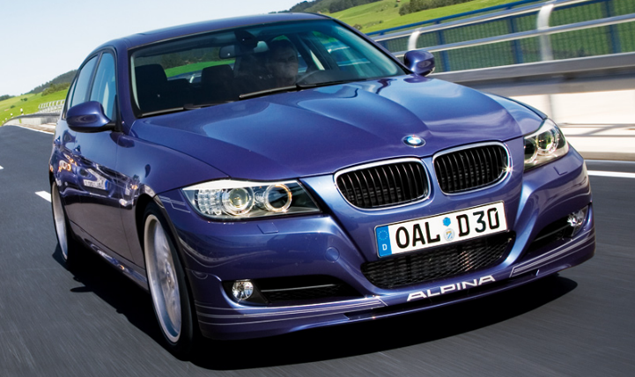 Alpina-BMW D3 Switch-Tronic (2009)