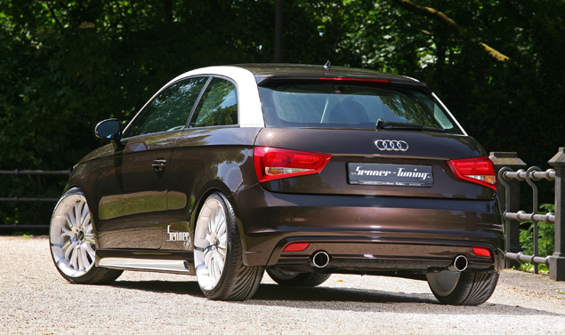 Audi A1: posteriore by Senner