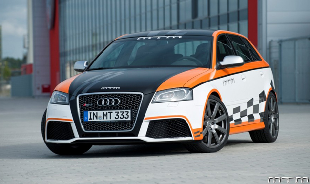Audi RS3 Sportback by MTM - Frontale