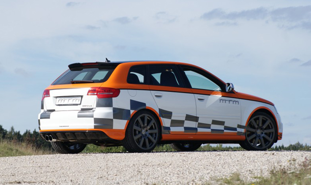 Audi RS3 Sportback by MTM - Posteriore