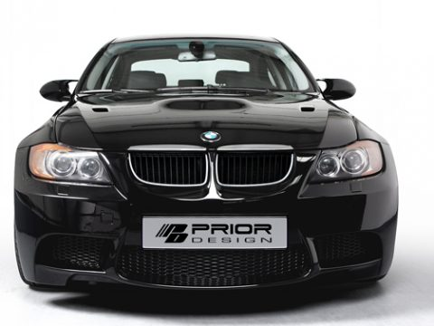 BMW Serie 3 Prior Design - Calandra