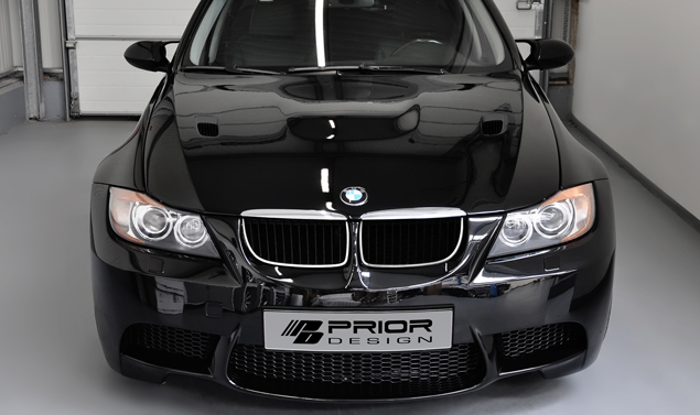 BMW Serie 3 Prior Design - Il muso