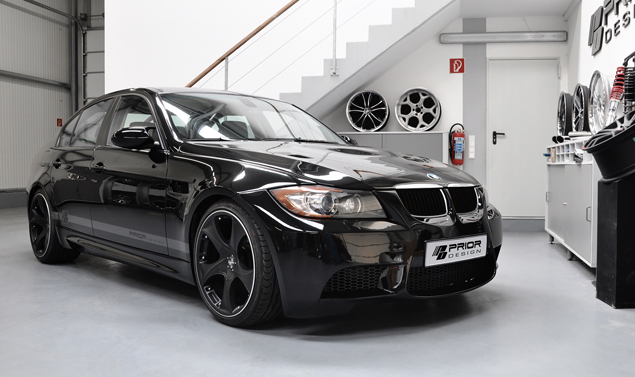 BMW Serie 3 Prior Design - La linea