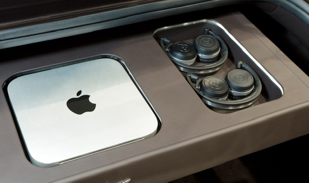 Bentley Mulsanne Executive Interior Concept - Mac Mini