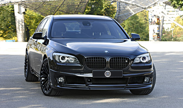 Bmw Serie 7 by Tuningwerk - Frontale