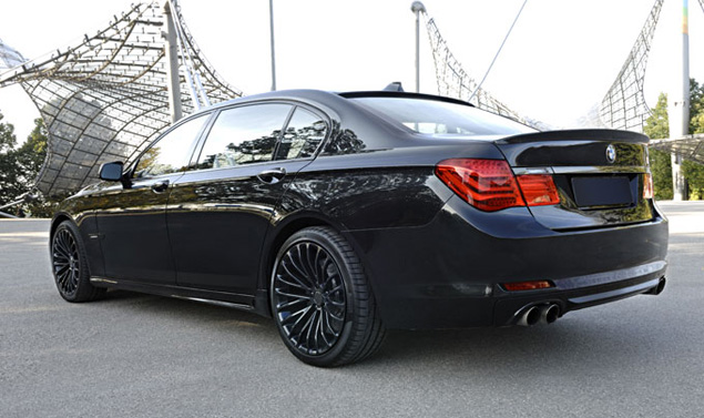 Bmw Serie 7 by Tuningwerk - Posteriore