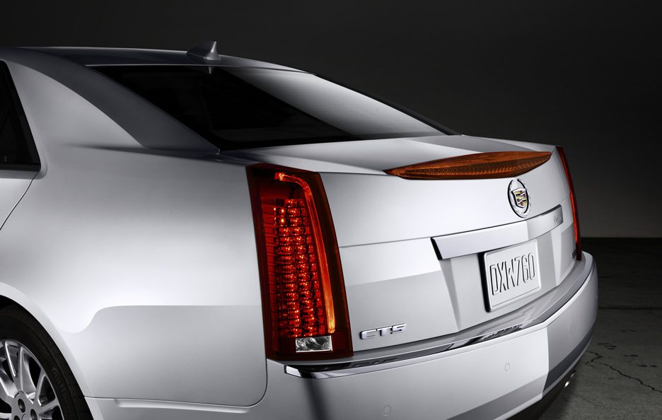 Cadillac CTS Touring Package - Coda